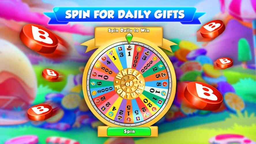 Bingo Bash free spins and gifts