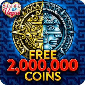 Heart of Vegas free coins games